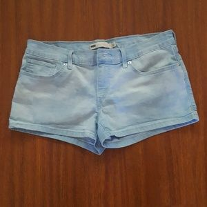 Levi Jean Low Rise Shorts